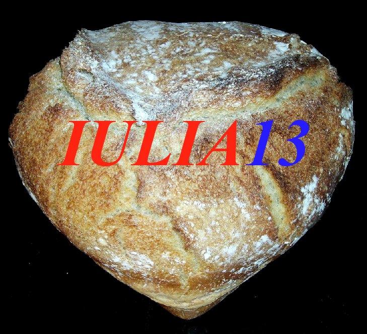 pîine inimă