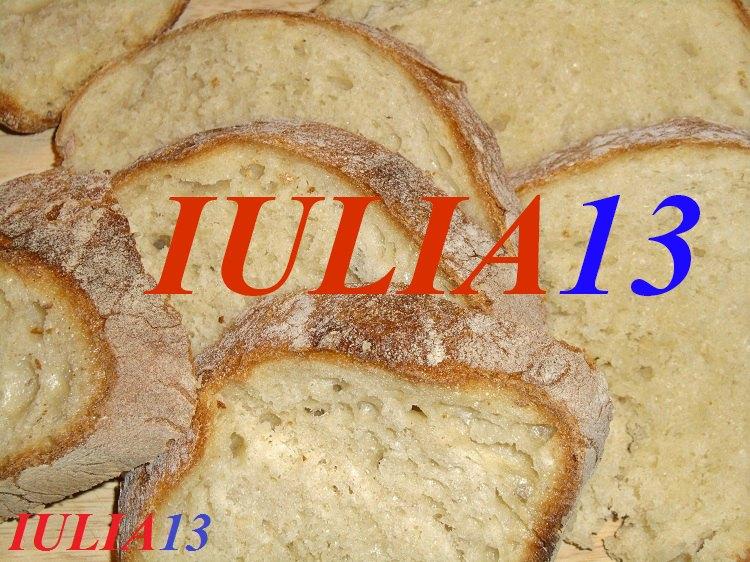 paine alba fara framantare cu ulei de nuci 3