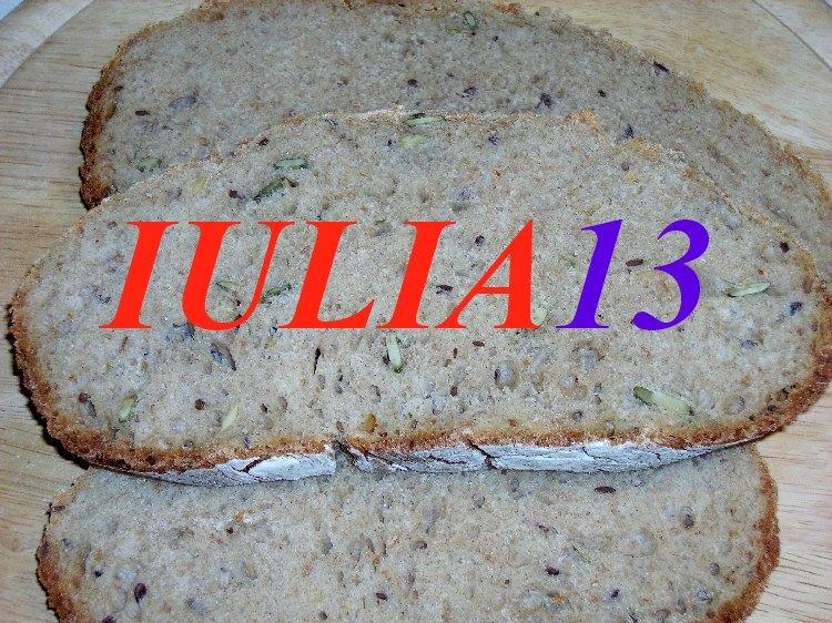 paine integrala cu orz 3